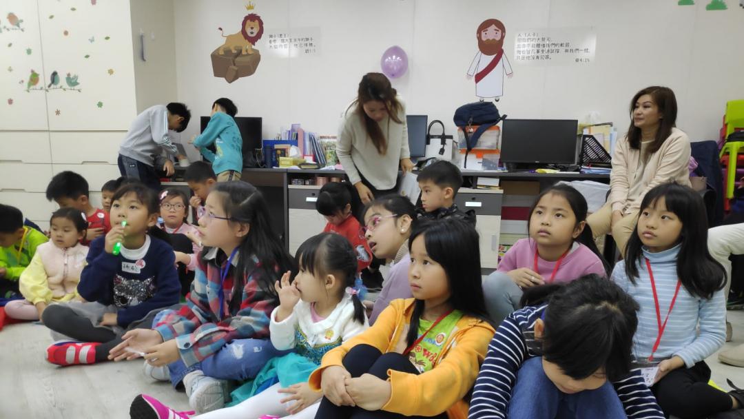 兒童教會繽Fun樂party